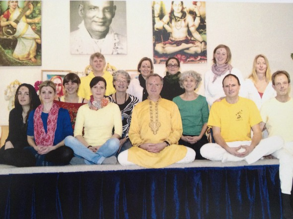 2-year Sivananda training certification at Yoga Vidya Ashram, Bad Meinberg, Germany